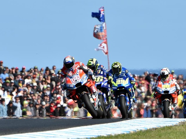Best riders, best circuit: Previewing this weekend's MotoGP action at Phillip Island