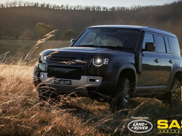 Land Rover returns as major partner for season 2 of SAS Australia
