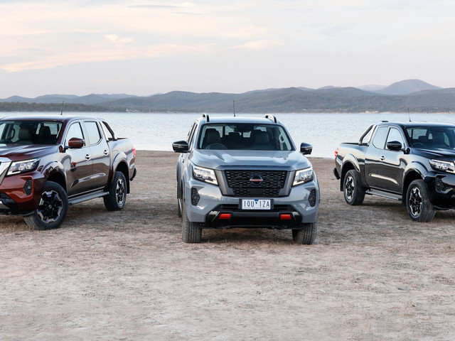 2021 Nissan Navara: New Ute Launched In Australia, Prices Start At AU$33,890