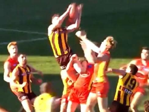 'Shocking': Footy KO disgusts fans