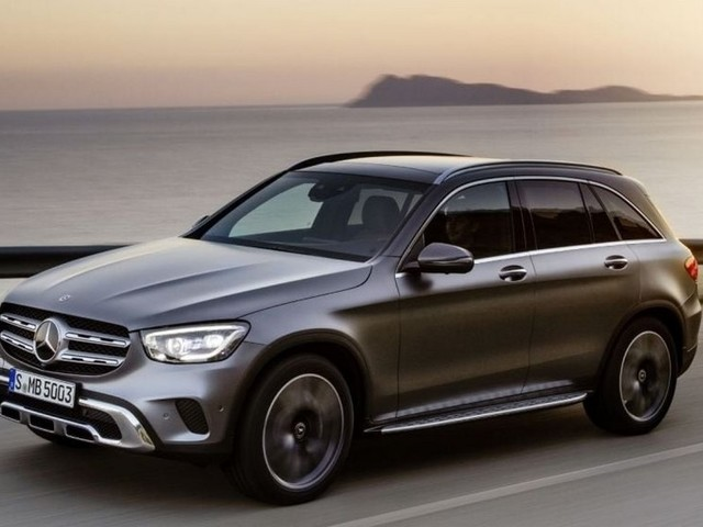 2021 Mercedes-Benz GLC Launched, Priced From Rs. 57.40 Lakhs