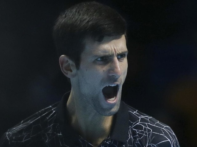 ATP Finals 2018: Novak Djokovic sets up thrilling title clash with Alexander Zverev