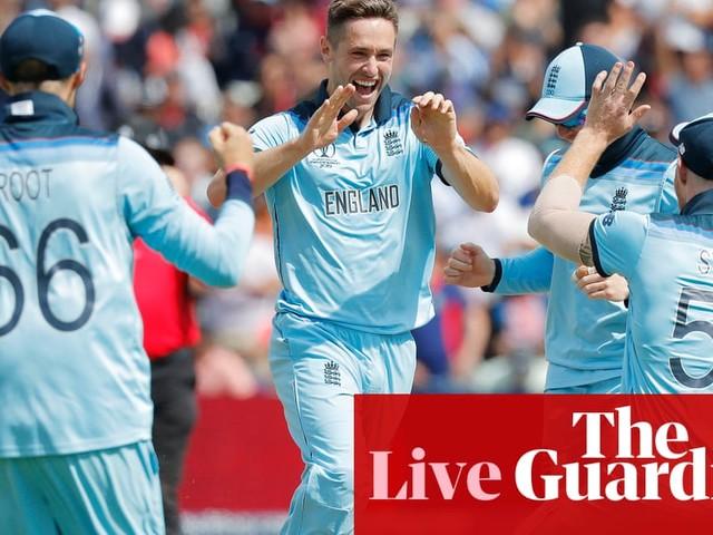 Australia v England: Cricket World Cup 2019 semi-final – live!