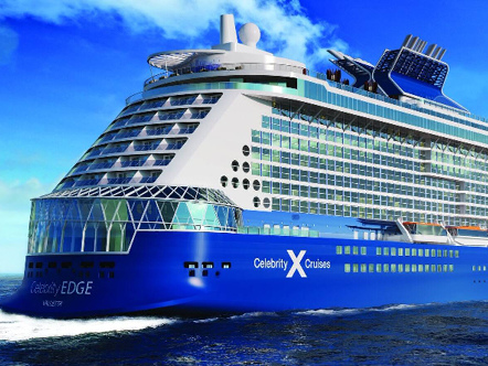 Fly-cruise delivers Edge