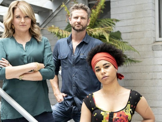 Ten's Lucy Lawless crime series My Life is Murder premieres to 482,000 metro viewers
