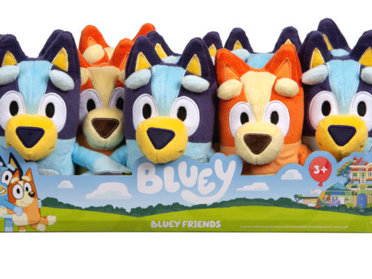 Stop everything! The release date for the new Bluey toys has been revealed