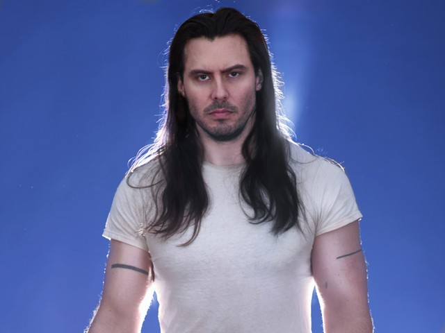 No matter what, for Andrew W.K. the show must go on