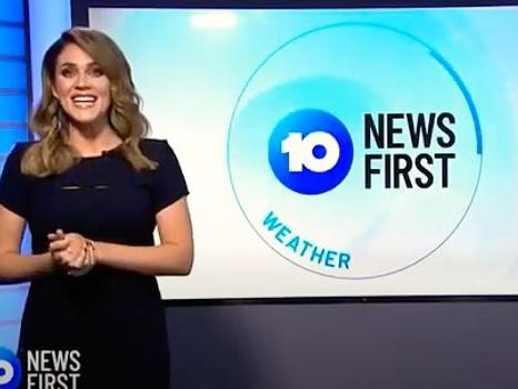 Georgia Love departs 10 News First