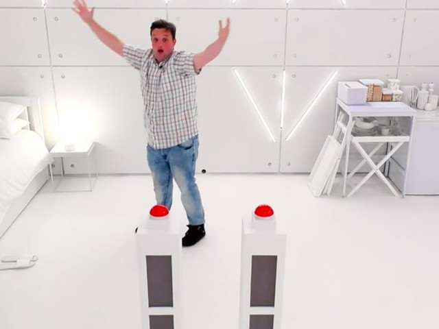 Kieran Davidson Wasn't Evicted From Big Brother Tonight - He Was Sent to the White Room