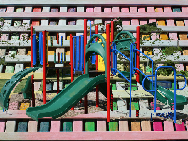 PLAYGROUNDS by REBECCA ROSS & BYRON COATHUP