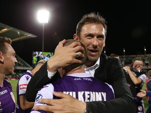 Live A-League: Sydney FC v Perth Glory