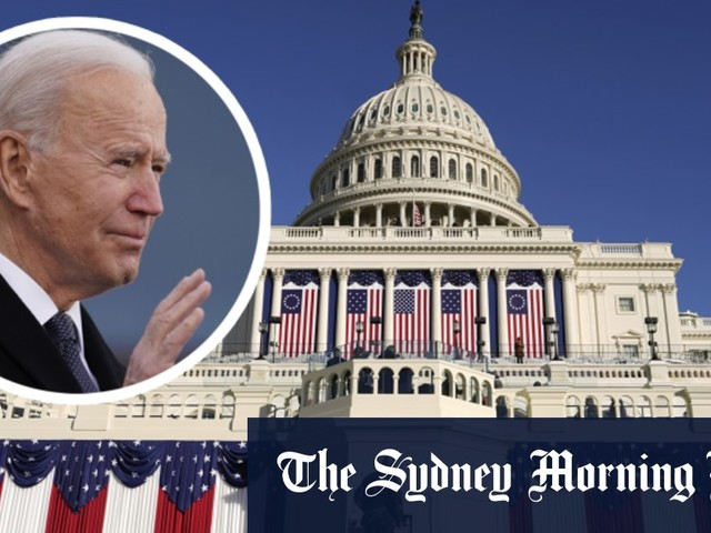 Inauguration Day LIVE updates: Joe Biden, Kamala Harris to officially assume US office at heavily guarded ceremony in Washington