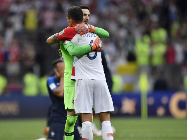 World Cup by the numbers: Dejan Lovren's unwanted finals record; five-time good luck charm