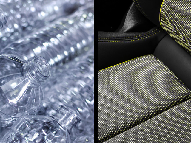 2020 Audi A3 Has Seat Upholstery Made From Recycled Plastic Bottles