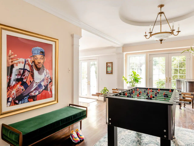 Live Like Fresh Prince in Iconic Bel-Air mansion