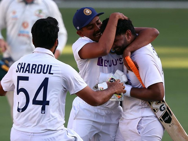 'Greatest win in Indian history': World reacts to all-time comeback from Adelaide meltdown
