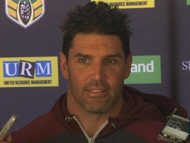 'It's out of my hands': Trent Barrett breaks silence on Manly walkout