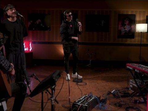 ChillinIT & Triple One's Lil Dijon Grace Like A Version's Return With BROCKHAMPTON's 'SUGAR'