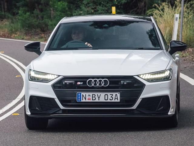 2020 Audi S6 sedan, 2020 Audi S7 Sportback review
