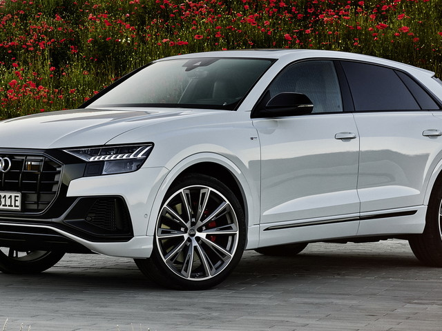 Audi Q8 TFSIe Quattro Plug-In Hybrid Launched In Europe With Up To 455 HP