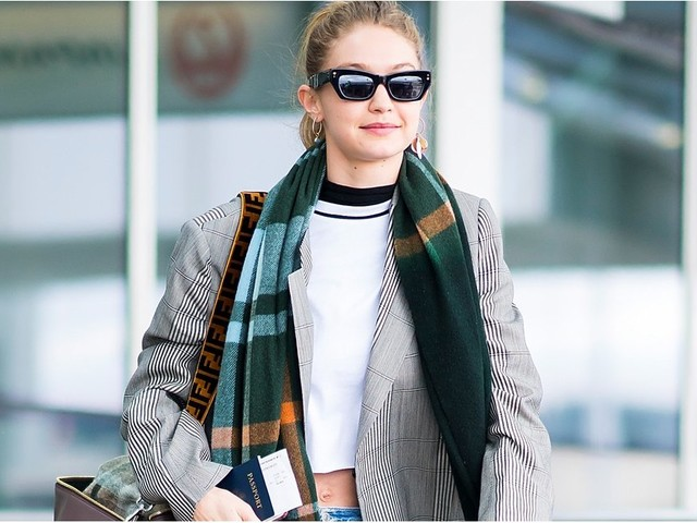 Gigi Hadid's Favourite Fashion Trend, According to Her Stylist