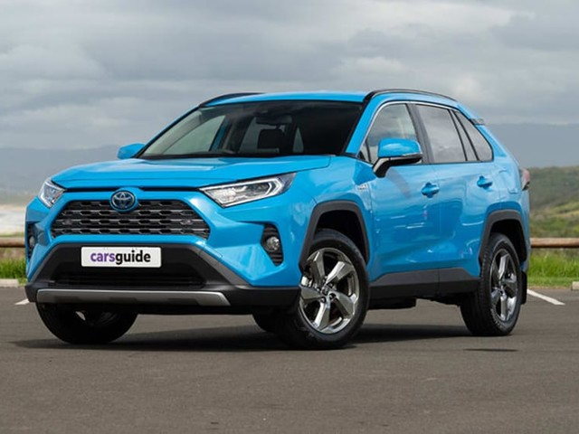 Why now is a good time to buy a hybrid SUV: Toyota RAV4, Subaru Forester and Hyundai Tucson leading new petrol-electric charge