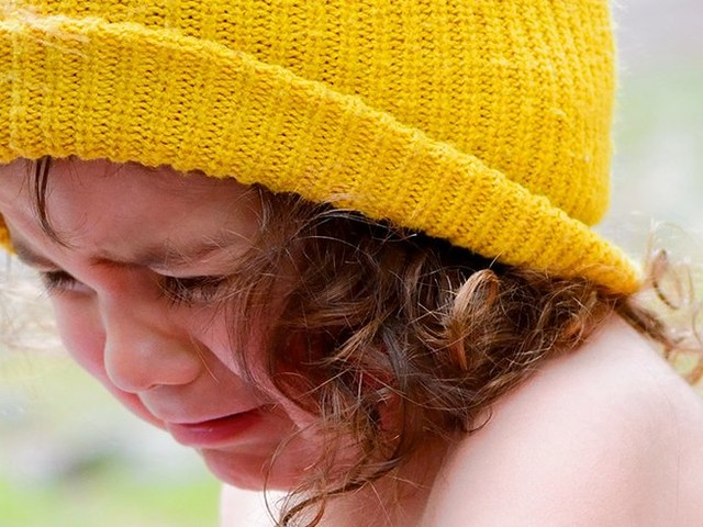 The unavoidable necessity of the tantrum