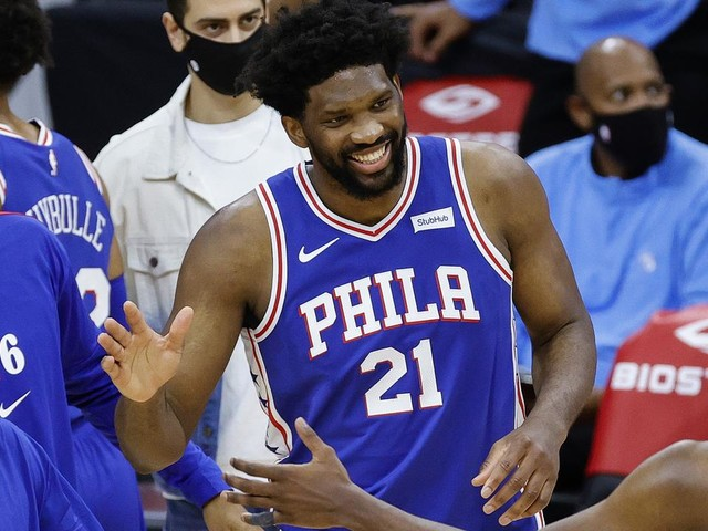 Embiid drops 45 points in 37-year first as KD does KD things in Nets win: NBA Wrap