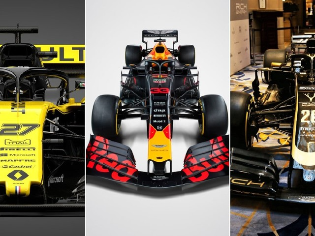 F1 news 2019: From Renault and Mercedes to Red Bull and Ferrari, every livery ranked and rated