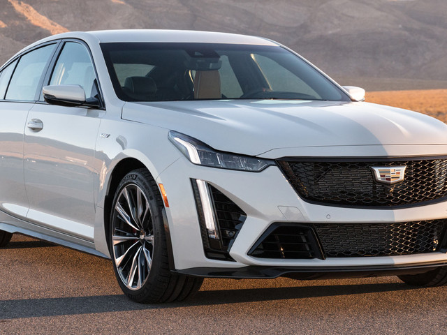 Cadillac Confirms It Will Launch More Blackwing Models, Escalade Not Included
