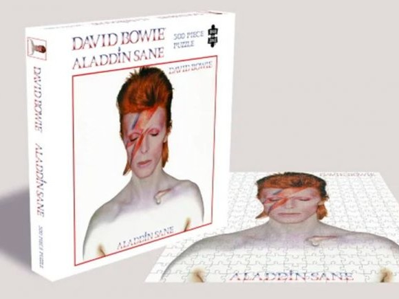 Your Lockdown Activities Just Got Sorted With These New Bowie Puzzles