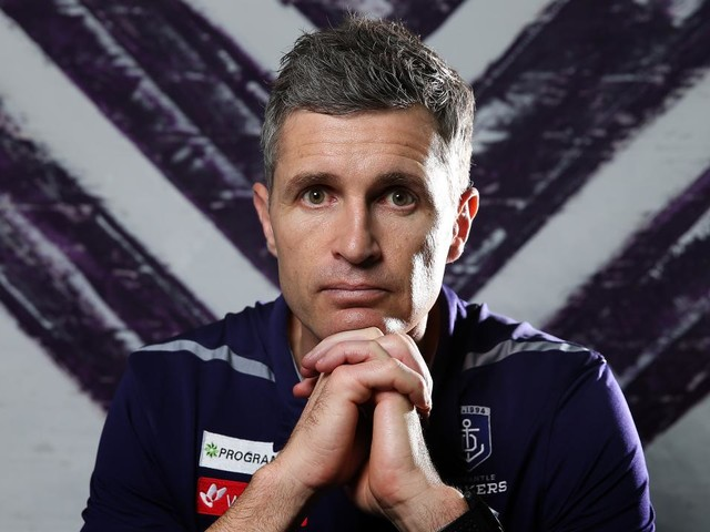 David King flags concerns over new Fremantle coach's plan to play slower from defence