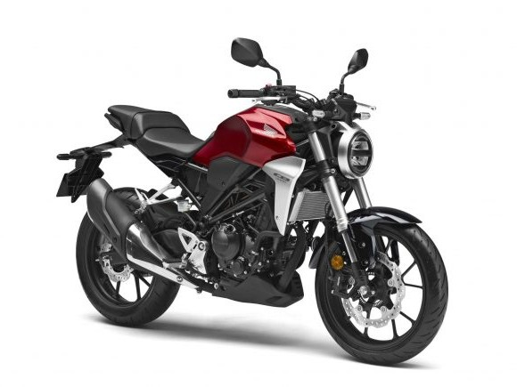 Honda CB300R Launched, Priced Under Rs. 2.5 Lakhs