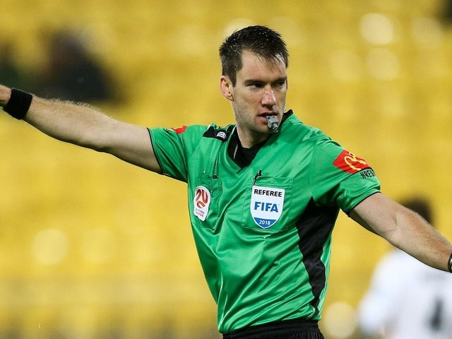 Former A-League referee Jarred Gillett to become the first Australian to officiate a Premier League game