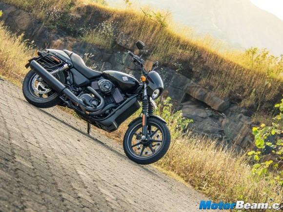 Harley-Davidson Street 750 Gets Rs. 1 Lakh Discount