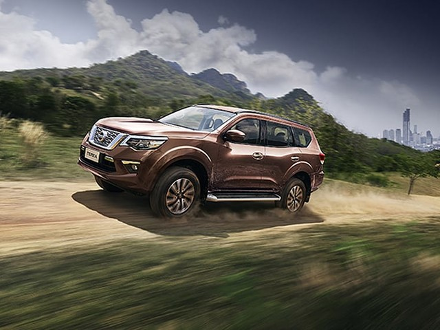 Nissan Terra 2019 under consideration for Australia