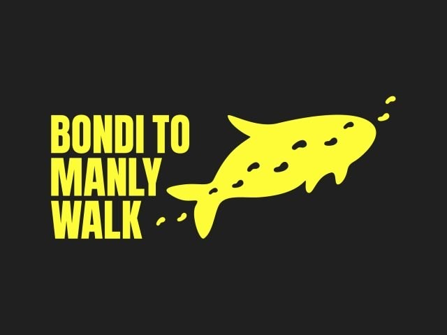Principals create a brand identity for the Bondi to Manly walk