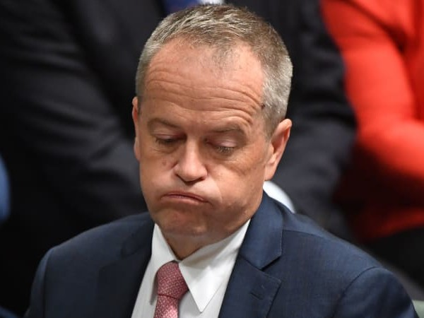 Bill Shorten is the real winner of Batman - at least for now