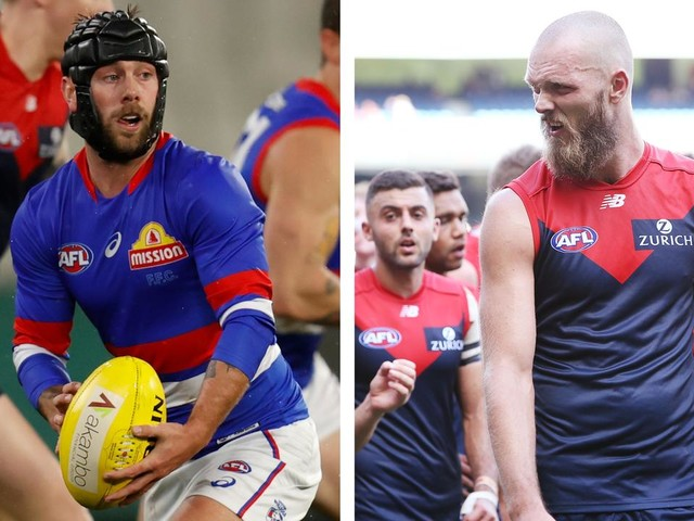 The Max Gawn tactic Dogs could consider; the tag mistake the Dees can't make again: Blowtorch