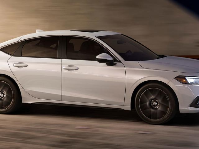 2022 Honda Civic Hatchback Goes On Sale For $22,900