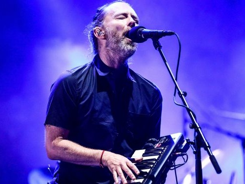 New Thom Yorke music appears on mystery hotline
