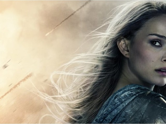 "In ""Hell Yes"" News, Natalie Portman Will Play the Mighty Thor in the Fourth Thor Film"