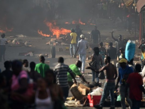 Haiti: PM resigns as nationwide uprising erupts over fuel hikes