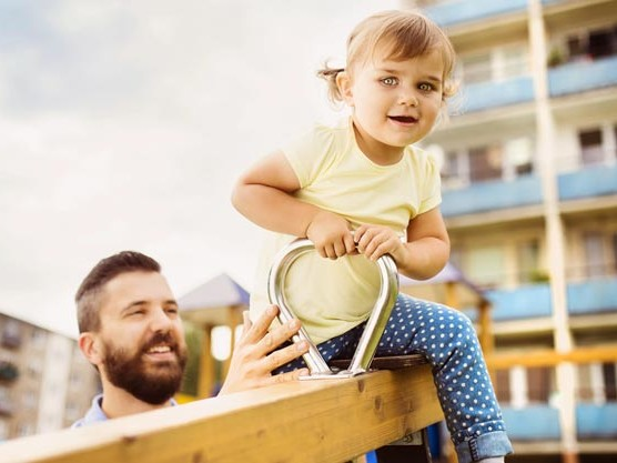 Unit life! 14 truisms about raising little kids in apartments