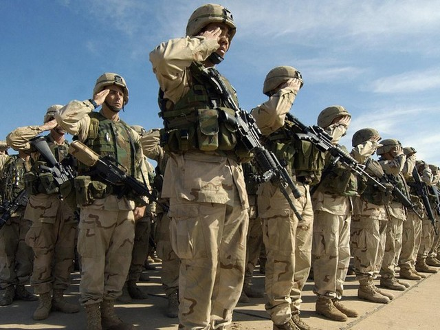 Extremists Don't Belong in the Military
