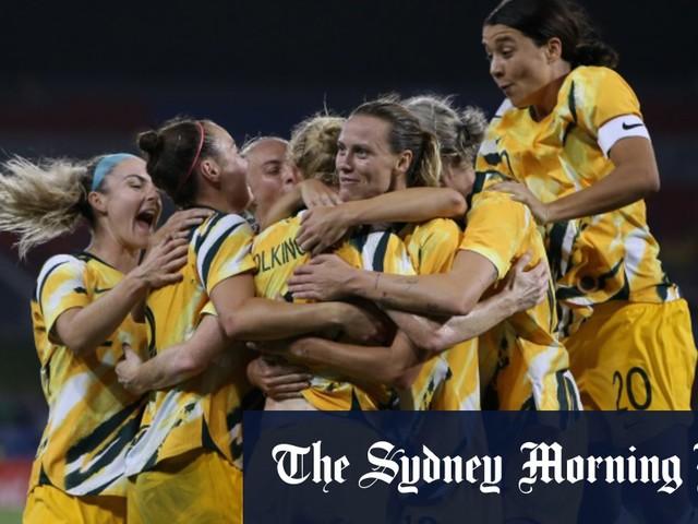 Bring on the world's best, says new Matildas boss