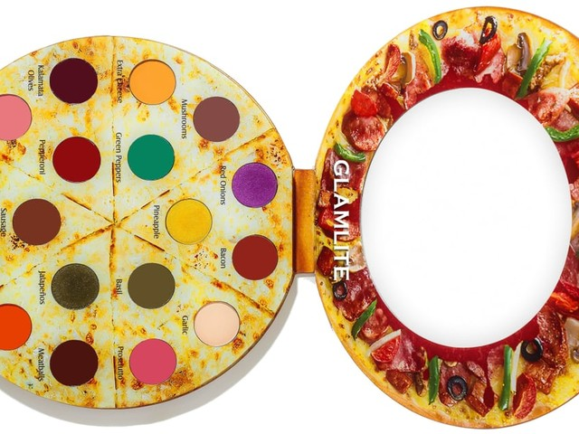 Holy Pepperoni - This Brand Sells a Pizza Eye Shadow Palette, and I Need One Pronto