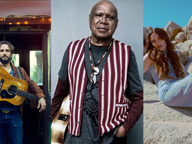 Queenscliff Music Festival Drops First Lineup Announcement, Led By Archie Roach, John Butler & Julia Stone