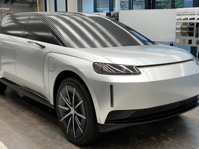 This Is Dyson's Stillborn Electric SUV That Would've Had To Be Priced $190,000 Just To Break Even