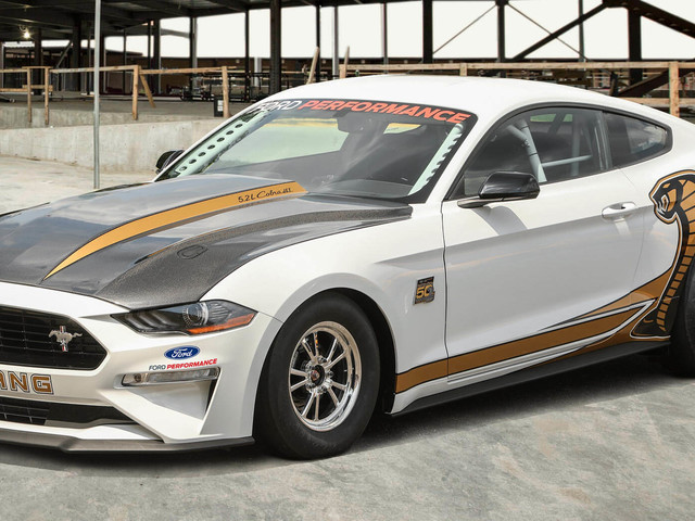 2018 Ford Mustang Cobra Jet Debuts With New Styling And A Supercharged V8